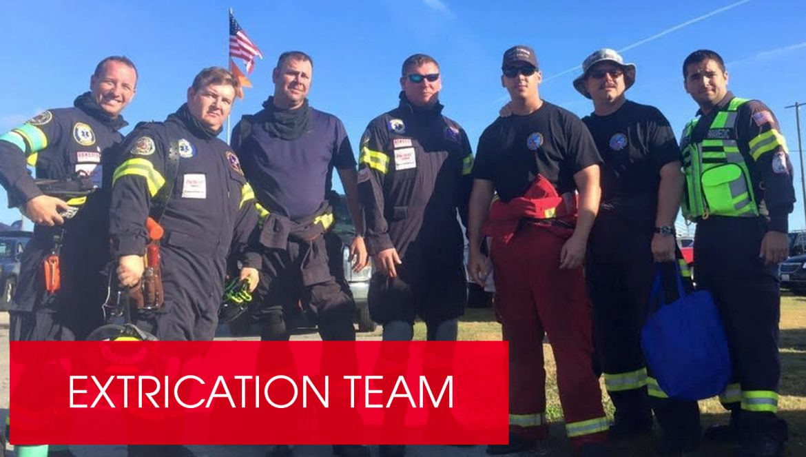 Extrication Team