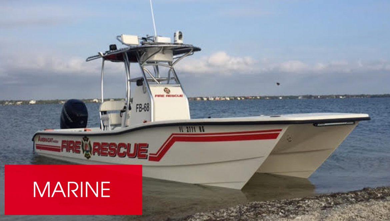 Palm Harbor Fire Rescue Marine